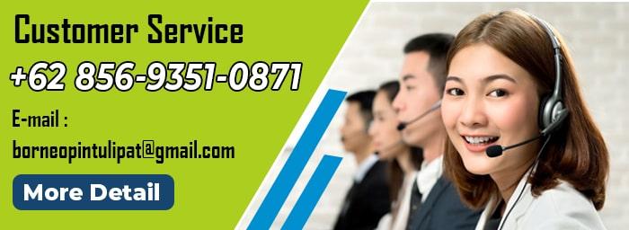 customer service borneo fiks